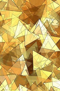Golden Light van Oliver P_Art