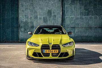 BMW M4 G82 Coupé Compétition sur Bas Fransen