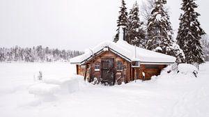 Lapland, Finland van Frank Peters