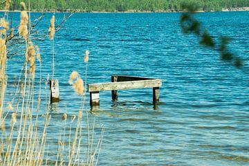Kempense meren Limburg Belgie van Kristof Leffelaer