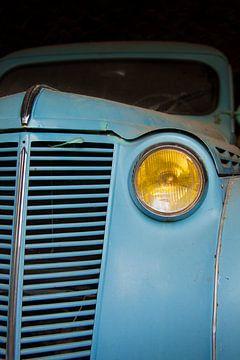 Oude Renault van Peter Halma