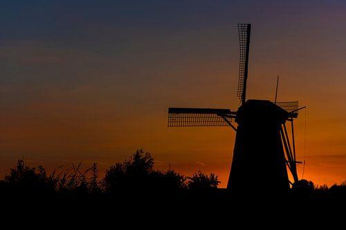 Moulins de Kinderdijk  sur