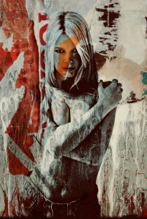 Brigitte Bardot Just Sexy - Modern Art by Epson Digigraphie