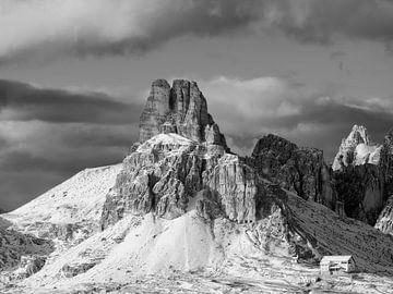 Dreizinnenhütte von Max Schiefele