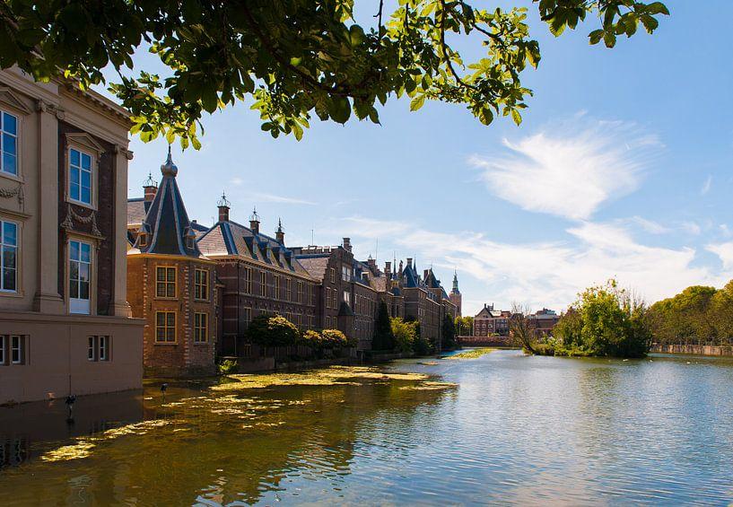 Binnenhof Den Haag. van Brian Morgan