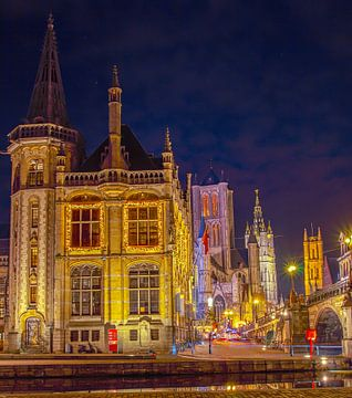 Gent bij nacht 2