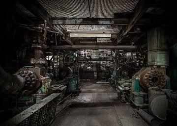 Gaswerk von Olivier Van Cauwelaert