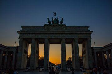 Brandenburger Tor sur Wouter Derks