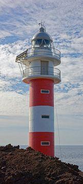Leuchtturm Punta de Teno - Variante von Gisela Scheffbuch