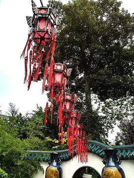 Chinese lampen van Vaduchi ..