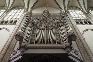 Orgel Domkerk Utrecht van Gerrit Veldman