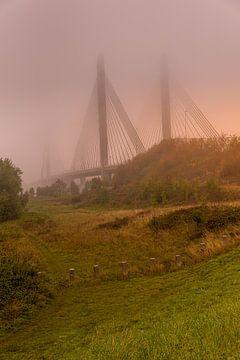 Martinus Nijhoffbrug, Zaltbommel van AB Photography
