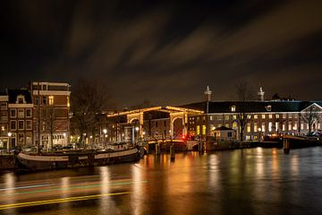 Amsterdam - Walter Süskindbrug II von Sabine Wagner