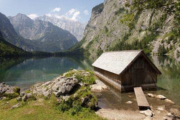 Obersee, Duitsland van Hans Koster