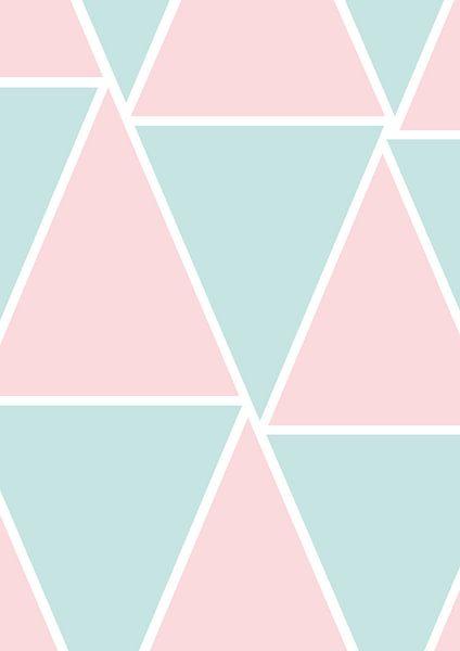 Geometrische Formen von Aukelien Philips