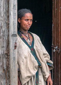 Ethiopië: Inwoner (Wereta) van Maarten Verhees