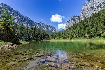 Grunersee, Oostenrijk (奧地利) van Edwin Kooren