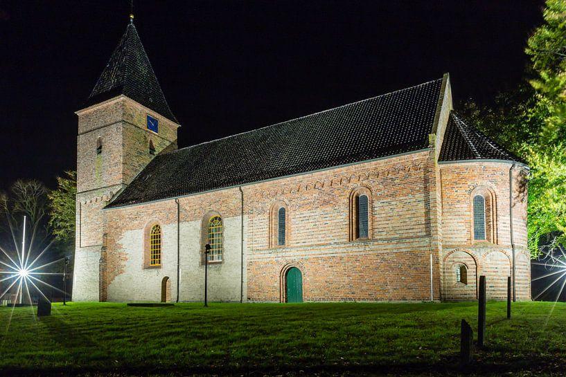 Hervormde kerk van Siddeburen van Arline Photography