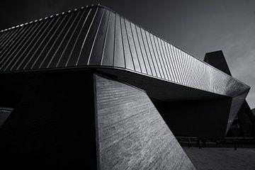 Centraal Station Rotterdam  van Jo Miseré