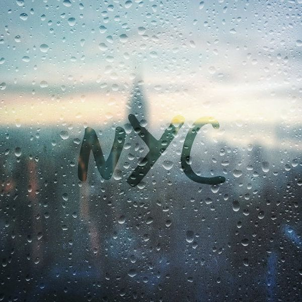 Verregneter Tag in NYC von Christine aka stine1