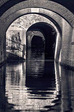 Innerhalb dieser 's-Hertogenbosch schwarz-weiß von Anouschka Hendriks