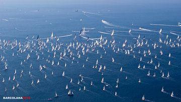 Barcolana regatta 2018