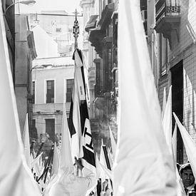 Semana Santa, Seville van Peter van Eekelen