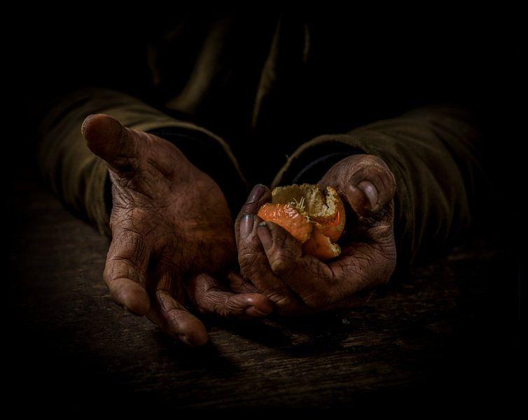 mandarijnenschillen van Jiske Wijmans @Artistieke Fotografie