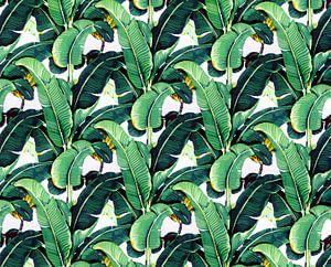 Matinique Banana Leaf