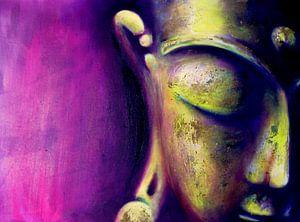 Buddha - The Magenta One