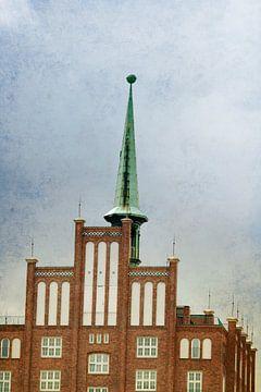 Historisch gebouw van Jan Brons