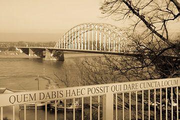 De Waalbrug Nijmegen van Tessa Louwerens