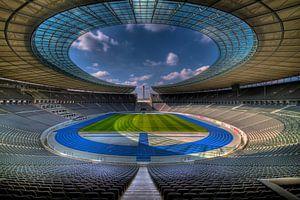 Olympiastadion Berlin van