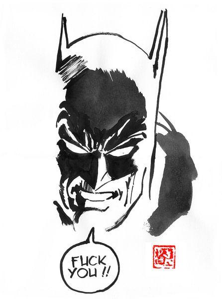 Batman - fick dich von Péchane Sumie