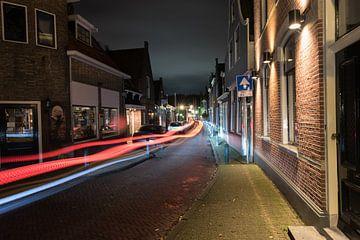 Edam with Car lights van Paul Tolen