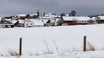 Archfeld im Winter von Roland Brack