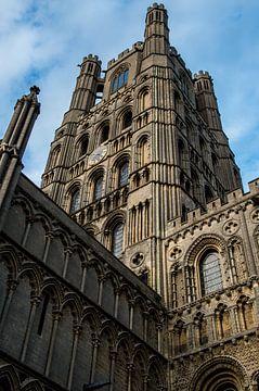 De kathedraal van Ely 1 van