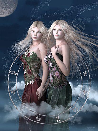 Zwillinge von Britta Glodde