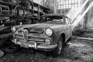 Alfa romeo 2000 berlina III zw/w