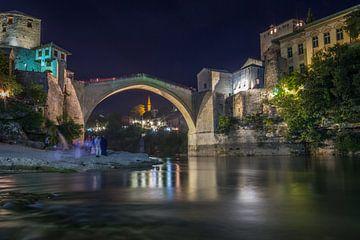 Stari Most van Kees Korbee