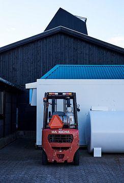 Fischräucherei in Sjaellands Odde in Dänemark von