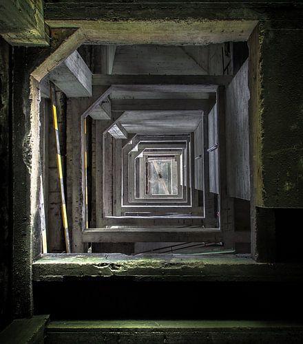 Going up van Olivier Van Cauwelaert
