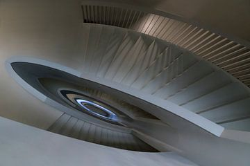 Staircase sur Greetje van Son