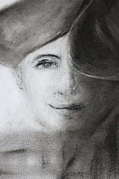 ~ portrait fantastique sur Klaske de Wal