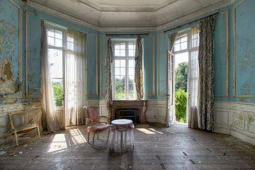 Chateau Cinderella Lost Place-Fotografie von Jacqueline Ansorg