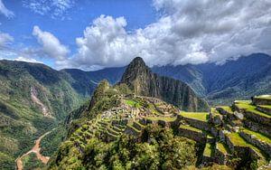 Machu Picchu, Peru van