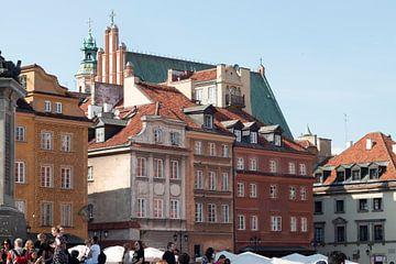 Warschau (Warszawa) Hauptstadt von Polen von Marianne van der Zee
