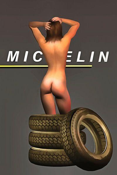 Pop Art – Michelin van Jan Keteleer