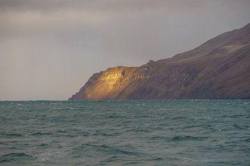 Isfjord Svalbard von Kai Müller