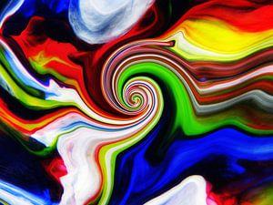 Die Farbwelle von Milky Fine Art